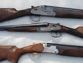 About Lincoln Shotguns